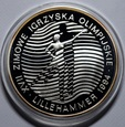 300 000 ZŁ IGRZYSKA LILLEHAMMER 1993