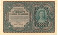 500 marek 1919