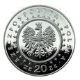20 zł 1999, Pałac Potockich_ Nr 9737