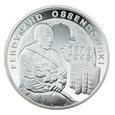 10 zł 2011, Ferdynand Ossendowski_ Nr 9754