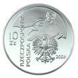 10 zł 2006, Turyn, Zimowe Igrzyska Olimpijskie_Nr 9633