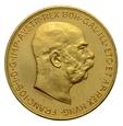 Austria, 100 koron 1912