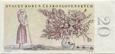 Czechosłowacja, 20 koron 1949