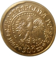 500 ZŁOTYCH 1997 - ORZEŁ BIELIK - STAN L - BLISTER
