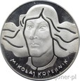 100 ZŁOTYCH 1973 - MIKOŁAJ KOPERNIK '73 - MENNICZA