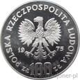 100 ZŁOTYCH 1975 - HELENA MODRZEJEWSKA - MENNICZA-PROMO