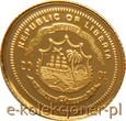 25 DOLARÓW 2001 - LIBERIA - BEETHOVEN - 0,73g Au999 - HOT 40