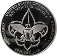 1 DOLLAR 2010 - USA - STO LAT SKAUTINGU  - STAN L
