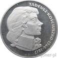 100 ZŁOTYCH 1976 - TADEUSZ KOŚCIUSZKO - MENNICZA