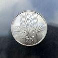 201. 20 Złotych 1976 r. Wieżowce UNC