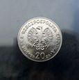 200. 20 Złotych 1974 r. Nowotko UNC