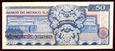 J375 MEKSYK 50 pesos 1976 UNC