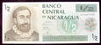 J376 NIKARAGUA 1/2 cordoba 1992 UNC