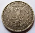 F20759 USA Morgan dollar 1881 S