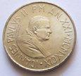 F14533 WATYKAN Jan Paweł II 500 lirów 1999 UNC