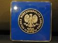 200 ZŁ JAN III SOBIESKI,MENNICZA