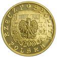 200 zł 2007 - 750-lecie lokacji Krakowa, lokacja - mennicza