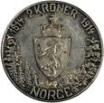 Norwegia 2 Korony 1914 - 100. Rocznica Konstytucji st. 3+