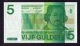 Holandia 5 Guldenów 1973 - UNC - Pick 95a
