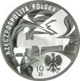 Polska 10 złotych 2010 - Krzysztof Komeda, okrągła