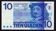 Holandia 10 Guldenów 1968 - UNC - Pick 91b
