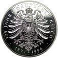 Medal - Niemcy 1996, Otto von Bismarck, Srebro