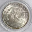 USA 1 Dolar 1885 - Morgan Dollar - PCGS MS63