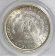 USA 1 Dolar 1887 - Morgan Dollar - PCGS MS63