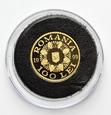 Rumunia, 100 Lei 1999