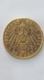 Niemcy 20 Marek 1914r. Bawaria Ludwig III