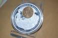 LIBERIA 2002 1 dollar LUSTRZANKA WPROWADZENIE EURO + 10 CENTOW FRANCJA