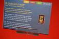 SZTABKA   FIRMY CASH GOLD  1/100 UNCJI ZLOTO 9999 BLISTER-ZERTYFIKAT