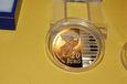 FRANCJA 2005 20 EURO  FRYDERYK CHOPIN 17 GRAM ZLOTO PROBY 920