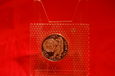NIEMCY  10 MAREK 1987 750 LAT BERLINA  LUSTRZANKA 15,5 Gram srebra 625