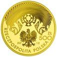 500 ZŁ MISTRZOSTWA EUROPY EURO 2012 Au PROMOCJA