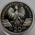 20 zł Węgorz 2003