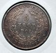 5 zł Powstanie Listopadowe 1831