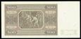 MUS- 500 złotych 1948 rok  seria CC stan 1.