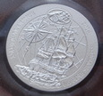 Nautical Ounce: HMB Endeavour 1 uncja Srebra 2018