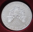 USA - Liberty - Orzeł 2011 - 1 oz Ag 999