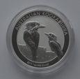 1$ Kookaburra 2017 1 Oz AG