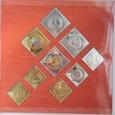 Mennica Państwowa - 10 lat w obiegu - klipy monet