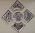 Kolekcja Cztery Pory Roku Ag 925 + kryształy Swarowskiego