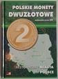 """2 albumy """"Historyczne Miasta w Polsce""""  32 x 2 złote"""
