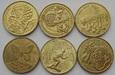 6 x 2 złote, Jan II Kazimierz, Wilki, NATO, Nagano, Paź