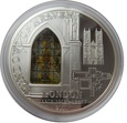 WYSPY COOKA: 10 dolarów 2011 , Okna Niebios - Londyn
