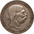 AUSTRIA: 5 koron 1900, Franciszek Józef