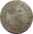 Wilno, Zygmunt II August, czworak 1566 rok.