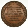 Medal Jan III Sobieski 1883 autorstwa Józefa Tautenhayna