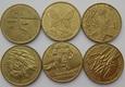 6 x 2 złote, Węgorz, Dudek, Słowacki, Mickiewicz, Paź